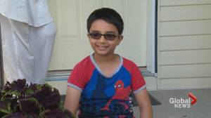 6-year-old Calgary boy praised for quick actions at house fire: 'He saved everyone!'