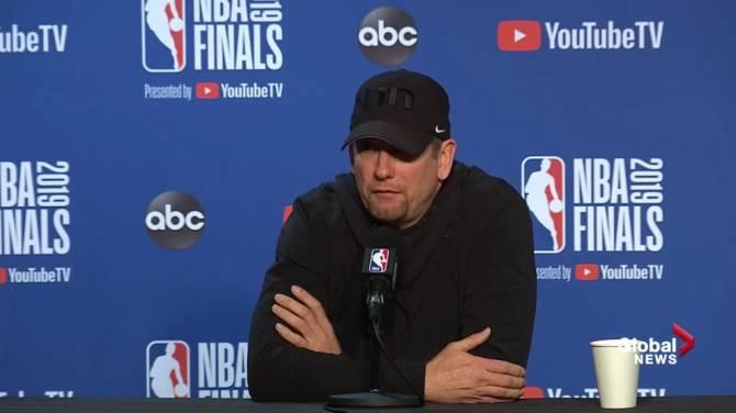 Nick Nurse's in-game adjustments help lead Toronto Raptors to NBA Championship