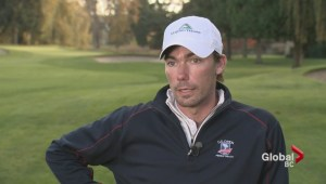B.C. golfer claims lost clubs cost him spot on high-profile tour