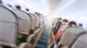 What causes airplane turbulence?