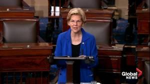 Sen. Elizabeth Warren doubles down on Trump impeachment, says it should start now
