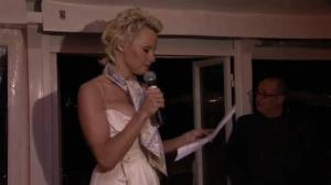 Pamela Anderson talks about past history of sexual abuse