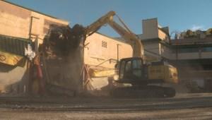 End of an era for central Edmonton 'eyesore'