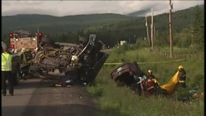 3 dead in head-on collision near Quebec City