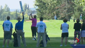 Pro-am kicks off for the Shaw Charity Classic
