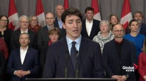 Trudeau defends record amid spats with China, Saudi Arabia