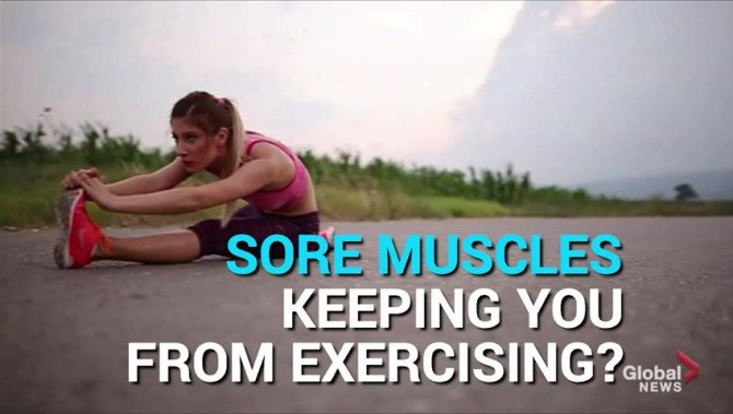 How to recover more quickly from a workout