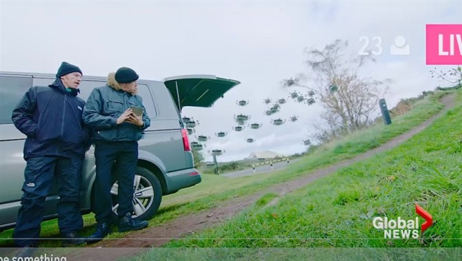 Powerful video warns of the danger of autonomous 'slaughterbot' drone swarms