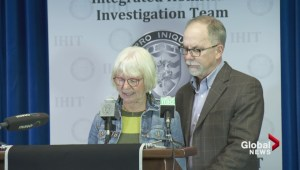 IHIT presser: Kellen McElwee family pleads for answers in B.C. man's disappearance