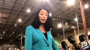 Elections supervisor in Florida says one county may miss deadline to recount ballots