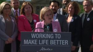 Feds' deal to buy Trans Mountain pipeline project 'major step forward' for Albertans: Notley