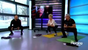 Celebrity trainer Tony Greco