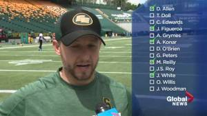 How many former Eskimos are now on the Lions roster?