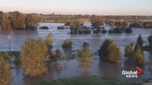 Quarry Park flood mitigation passed 2013 test with flying colours
