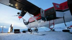 First leg of Antarctic rescue mission a success for Alberta plane, crew
