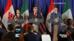Trump to notify Congress in 'near future' he will terminate NAFTA