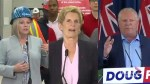 Decision Ontario: PCs, NDP battling for 1st place in the polls
