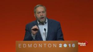 'I take responsibility' for federal election loss: NDP Leader Mulcair