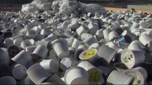 Ontario politician calls for ban on non-biodegradable coffee pods (01:50)