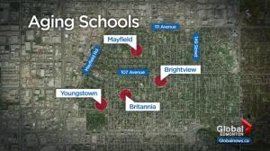 EPSB to consolidate 4 west Edmonton schools into 2