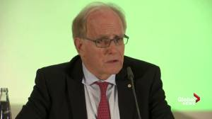 WADA claims corruption in selection process for IAAF events (00:35)