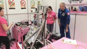 7th annual FIRST Quebec Robotics Competition