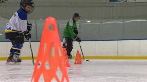 Hockey Manitoba making big changes and moving to half ice for 7 and 8 year old players