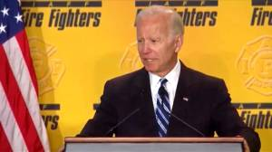 Joe Biden hints at 2020 presidential run, says 'be careful what you wish for'