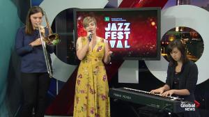 Preview of great tunes at Edmonton International Jazz Festival