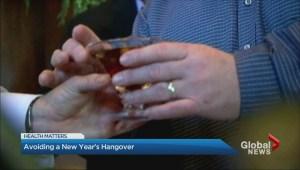 Avoiding a New Year's hangover