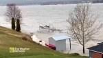 Ottawa River swells in Lefaivre, Ont. amid flood concerns