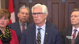 Carr, Bibeau defend stance on negotiations with China over canola
