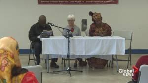 Fredericton recognizes United Nations world refugee day