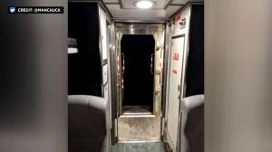 Amtrak train from Montreal to New York breaks in 2, strands passengers on U.S. Thanksgiving eve