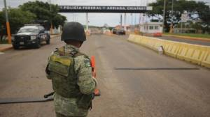 Mexico deploys thousands of soldiers to halt U.S.-bound migration