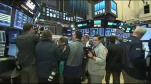 NYSE opens down the morning following Donald Trump's election