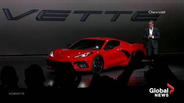 New Corvette goes mid-engine for first time to raise