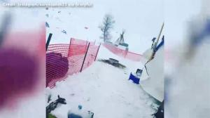 Dakota Access Pipeline protester offers digital tour of her living conditions amidst bitter cold