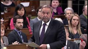 Mulcair calls for criminal charges against KPMG over tax evasion claims