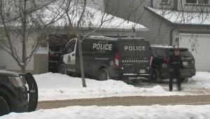 Police investigate suspicious death in west Edmonton