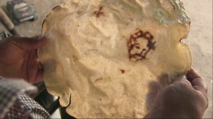 Mexican woman claims image of Christ appeared on tortilla
