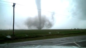 Oklahoma sees possible tornadoes as severe weather hits state