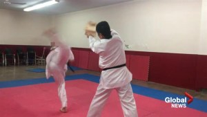 N.B. teen with autism earns Taekwondo black belt