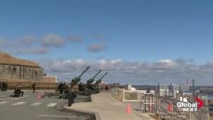 Halifax salutes Battle of Vimy Ridge