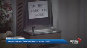 Focus Ontario: Water, Walkerton and Bill 66