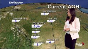 Edmonton Weather Forecast: Saturday, Aug. 18