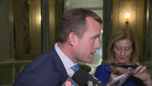 Wotherspoon considering run for permanent Sask. NDP leadership position