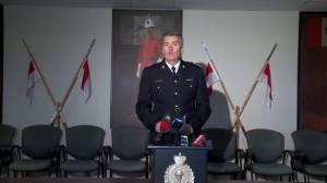 RAW: RCMP update Amber Alert and homicide in Alberta