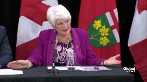 Ontario government defends cost and accounting of fair hydro plan