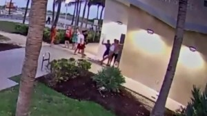 Alleged attack of gay couple in Miami Beach caught on camera